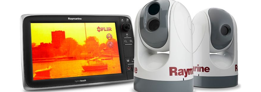 T300 & T400 Thermal Cameras